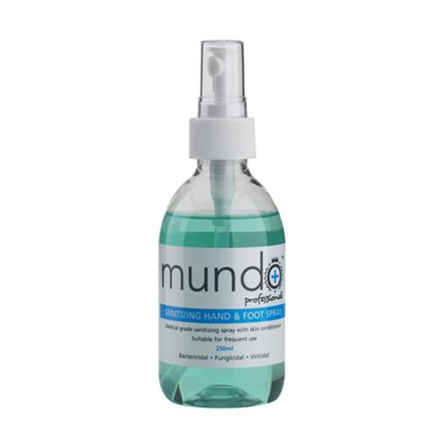 Mundo Sanitising Hand & Foot Spray (250ml)