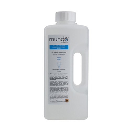 Mundo File Disinfectant (2000ml)