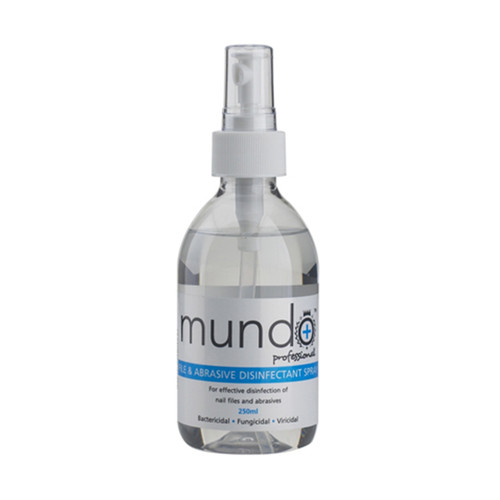 Mundo File Disinfectant (250ml)