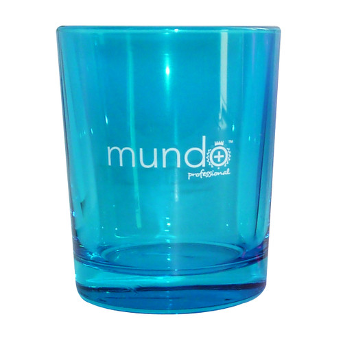 Blue Disinfection Jar (Small)