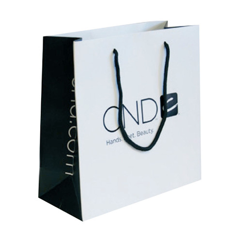 CND Paper Retail Bags [5 pack]