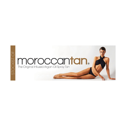 MoroccanTan Window Cling