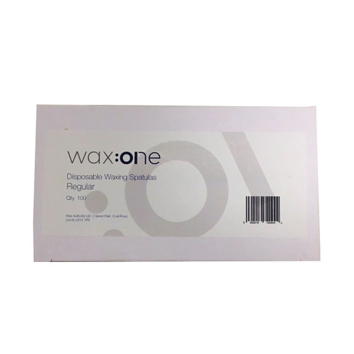 wax:one regular spatulas