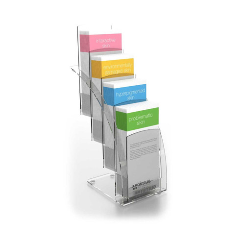 Nimue Countertop Brochure Holder