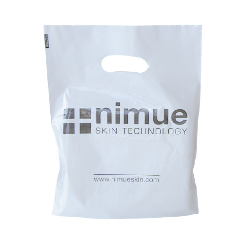 Nimue Bag - Plastic (white)