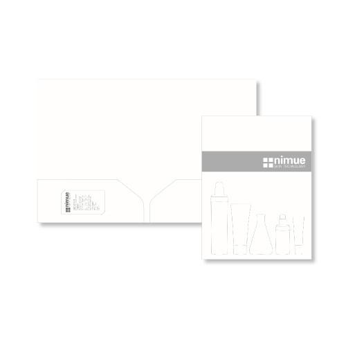 Nimue presentation folder PP