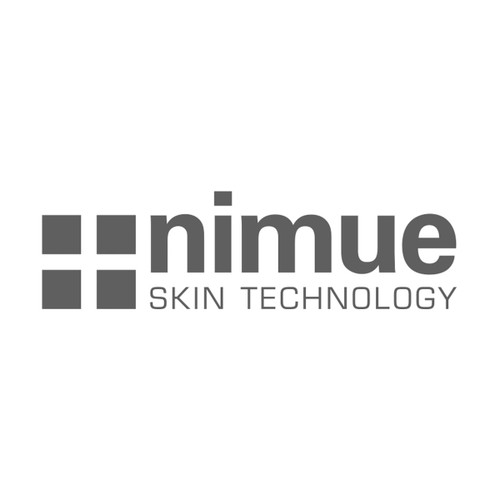 Large Nimue Branded Window Cling