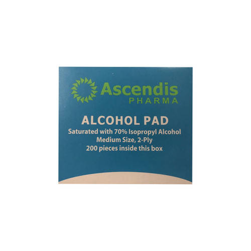 Nimue Alcohol Pad 200 pack