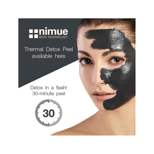 Nimue Thermal Detox Peel Window Decal