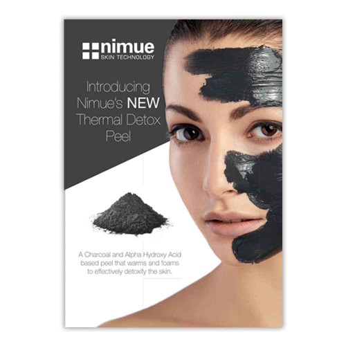 Nimue Thermal Detox Peel A1 Poster