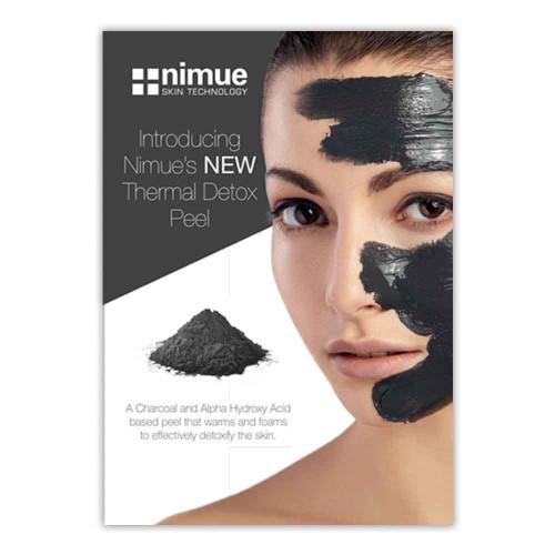 Nimue Thermal Detox Peel A1 Poster