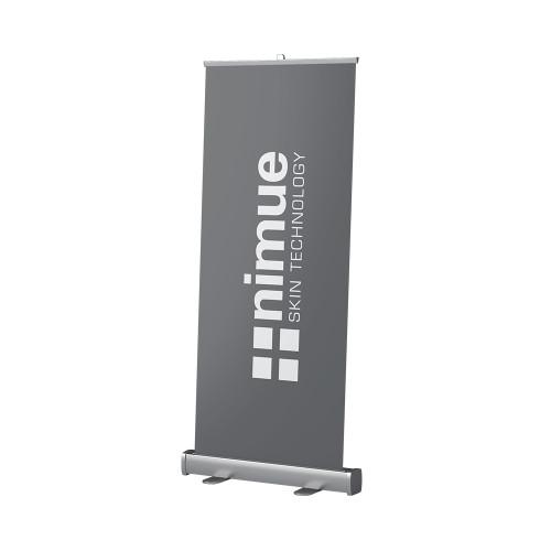 Nimue Logo Pull Up Banner