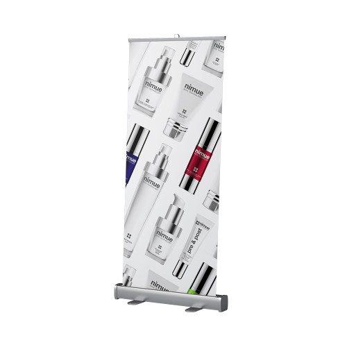 Nimue Bottle Pull Up Banner