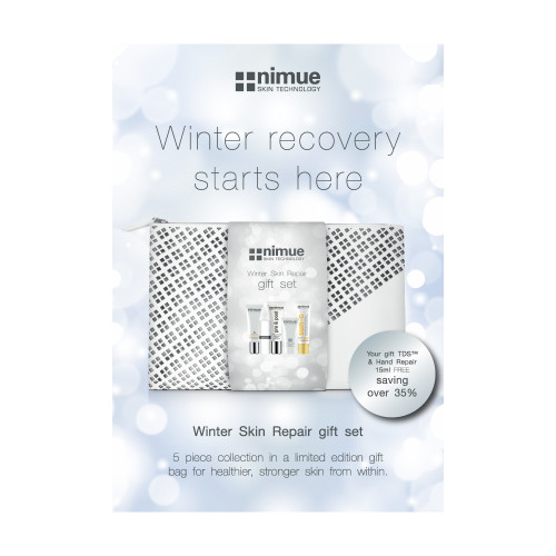 Nimue Winter Skin Repair Kit - A4 Strut Card