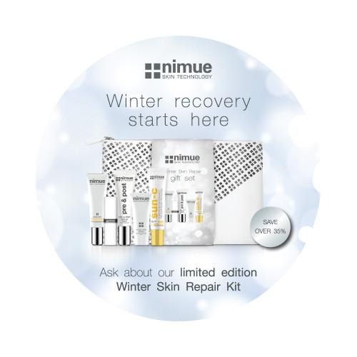 Nimue Winter Skin Repair Kit Door Decal