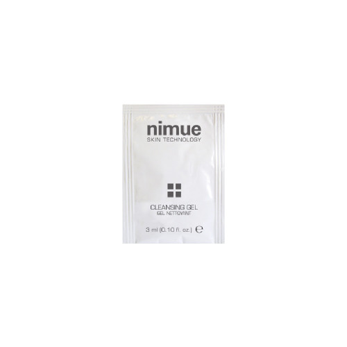 Nimue Sachets-Cleansing Gel 3ml