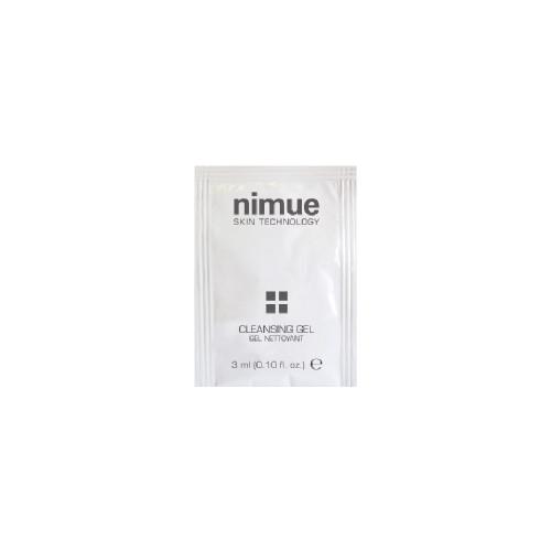 Nimue Sachets-Cleansing Gel 3ml
