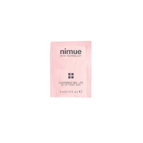 Nimue Sachets-Cleansing Lite 3ml
