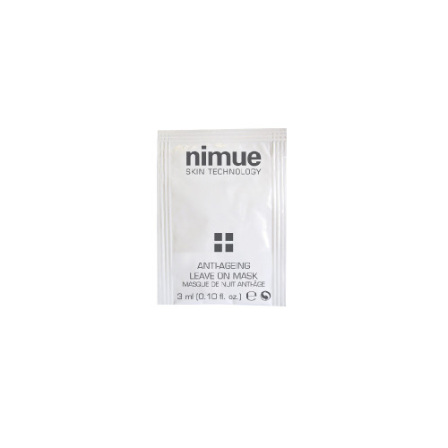 Nimue Sachets-Anti Ageing Leave on Mask 3ml