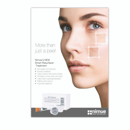 Nimue Smart Resurfacer A4 poster