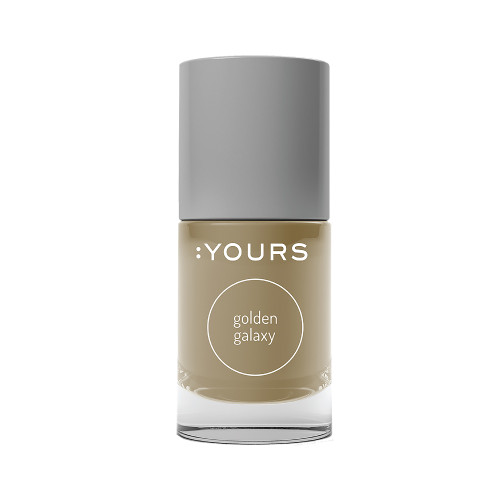 :Yours Stamping Polish Golden Galaxy