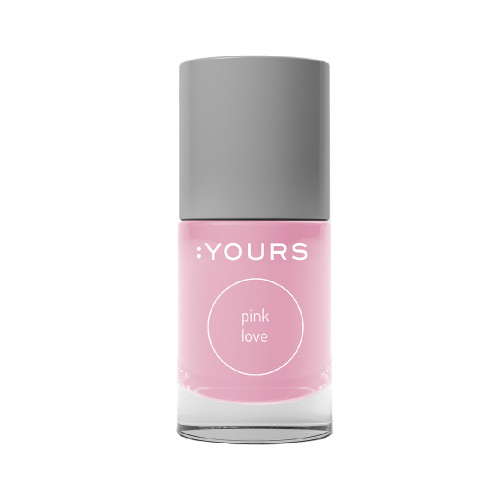 :Yours Stamping Pink Love 10ml