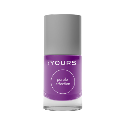 :Yours Stamping Polish Purple Affection 10ml