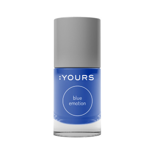 :Yours Stamping Polish Blue Emotion 10ml
