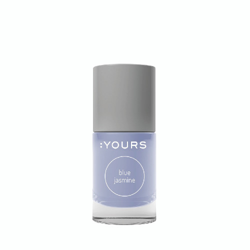 :Yours Stamping Polish Blue Jasmine