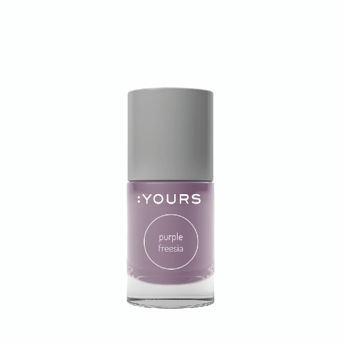 :Yours Stamping Polish Purple Freesia