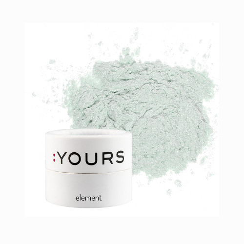 YOURS Elements Green Pearl