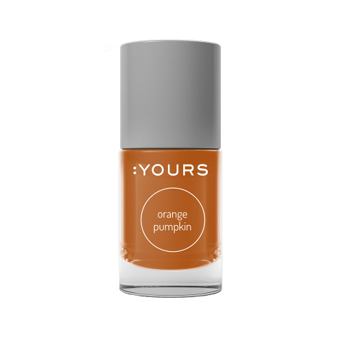 :YOURS Stamping Polish Orange Pumpkin 10ml
