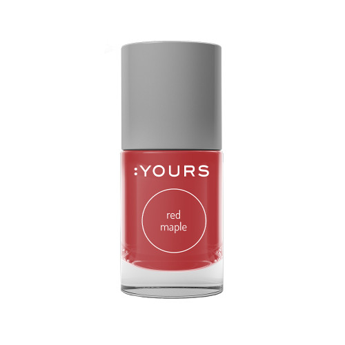 :YOURS Stamping Polish Red Maple 10ml