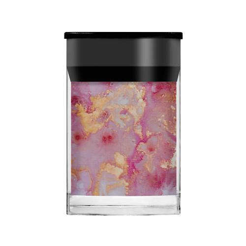 Lecenté Pink Granite Nail Art Foil