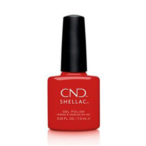CND Shellac Devil Red