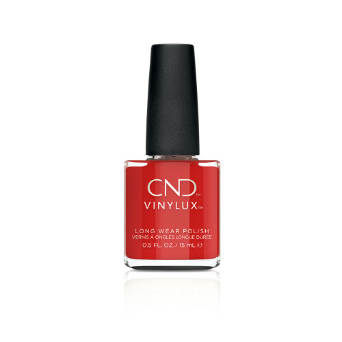 Vinylux Devil Red - 0.5 Floz (15Ml)