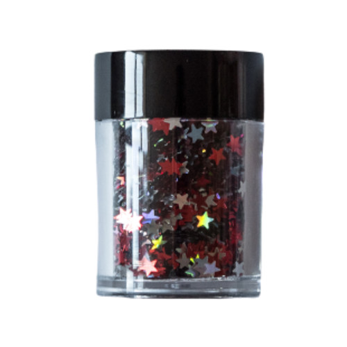Lecente Stars Glitter