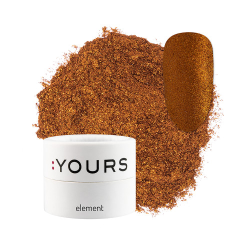 :YOURS Shine Effect Element Orange Fire