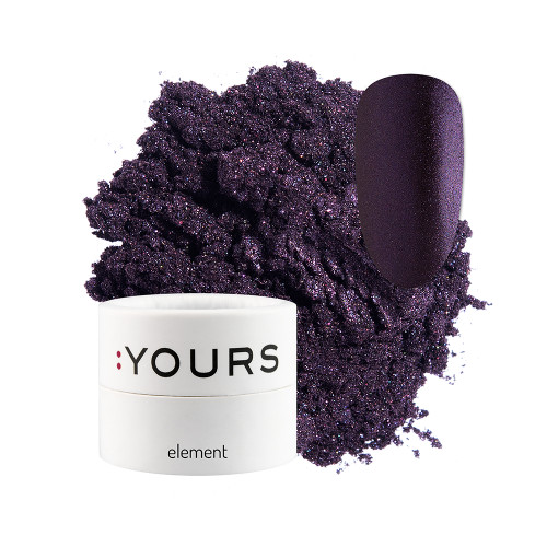 :YOURS Colour Effect Element Purple Velvet