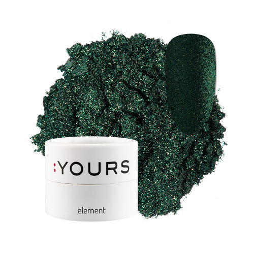:YOURS Shine Effect Element Green Forest