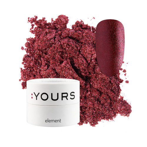 :YOURS Colour Effect Element Red Romance
