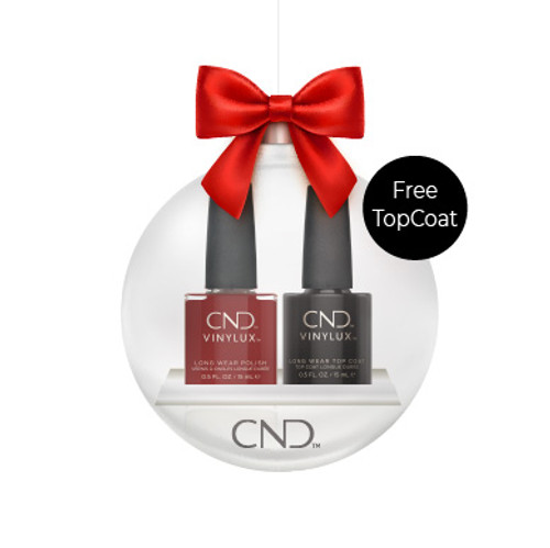 CND™ 'Bordeaux Babe' Merry Manicure Bauble
