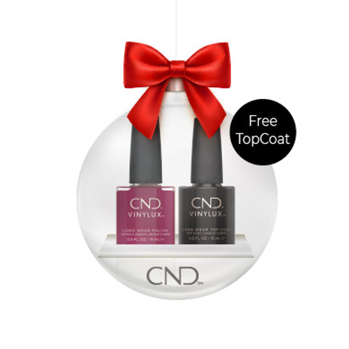 CND™ 'How Merlot' Merry Manicure Bauble
