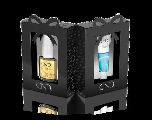 CND™ Exfoliation Duo