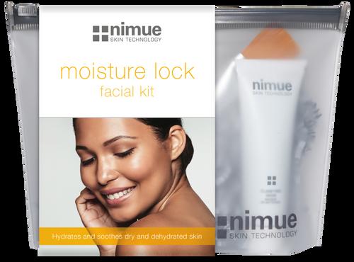 Nimue Moisture Lock Facial Kit