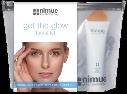 Nimue Get The Glow Facial Kit