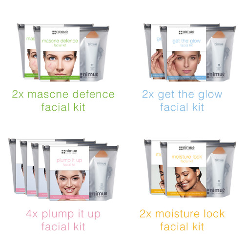 Nimue DIY Facial Kit Salon Buy in Bundle