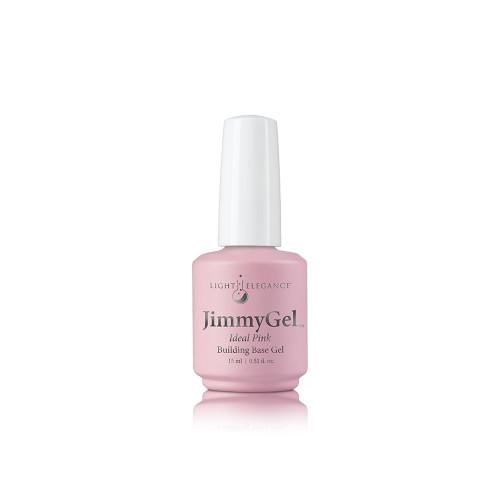 LE JimmyGel Soak-off Building Base Ideal Pink 13.5ml