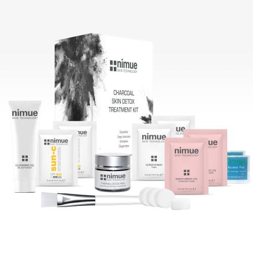 Nimue Thermal Detox Peel at home kit