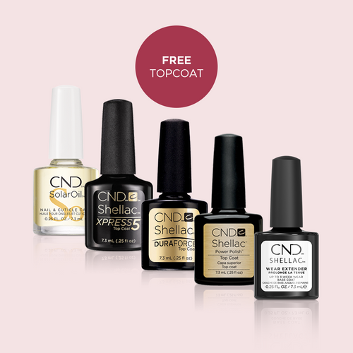 CND™ Base and Tops Essentials Kits